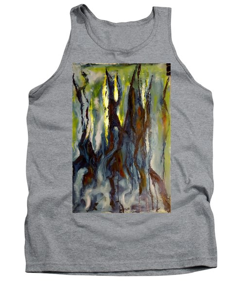 Hunted Forest Tank Top