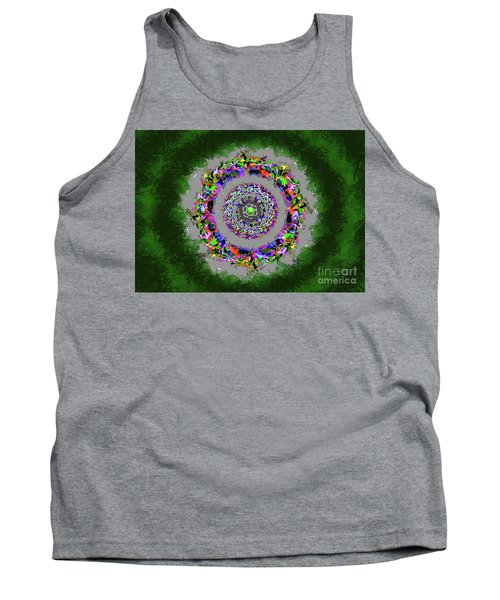Hunted Without Tears In Their Eyes Tank Top