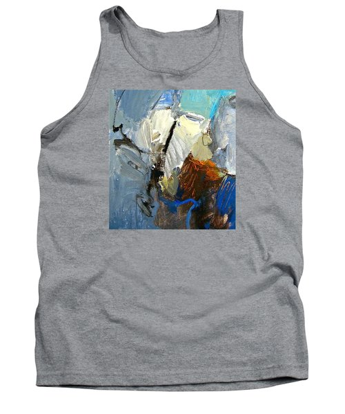 Hydra- Igneous Flame  Tank Top by Cliff Spohn