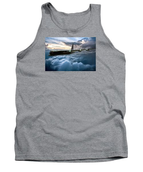 I Am Legend B-52 Tank Top by Peter Chilelli