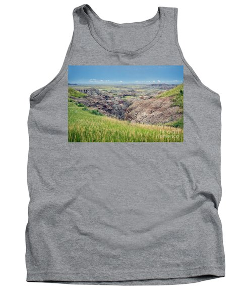 I Can See For Miles Tank Top