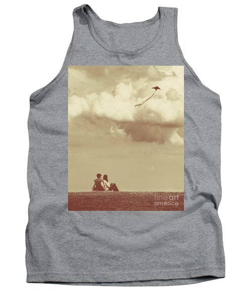 I Had A Dream I Could Fly From The Highest Swing Tank Top