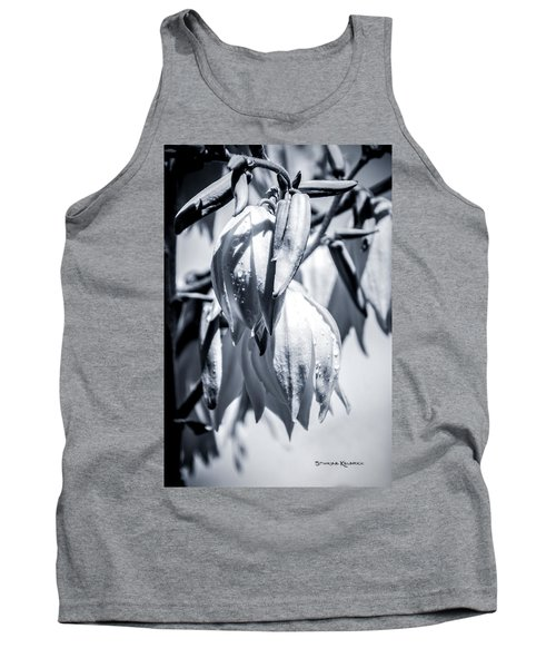 Tank Top featuring the photograph Ice Ball by Stwayne Keubrick
