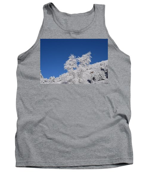 Ice Crystals Ute Pass Cos Co Tank Top