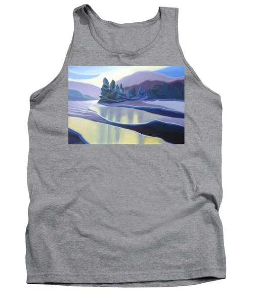 Ice Floes Tank Top
