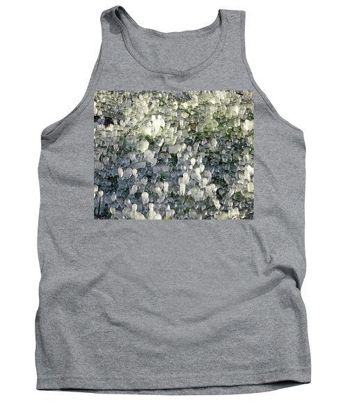 Ice On The Lawn Tank Top