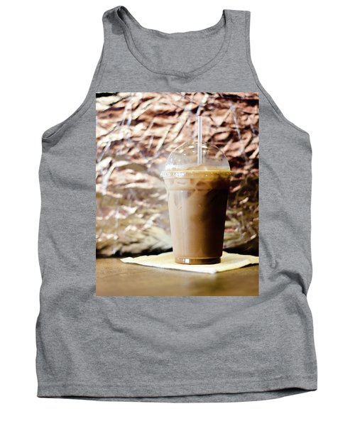 Iced Coffee 2 Tank Top