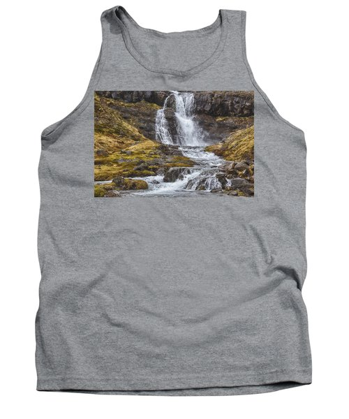Iceland Fjord 2 Tank Top