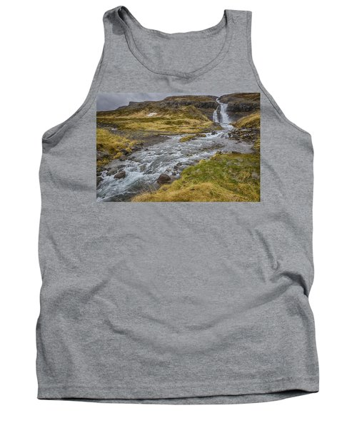 Iceland Fjord Tank Top