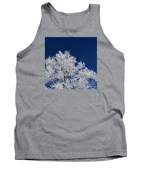 Icy Brilliance Tank Top