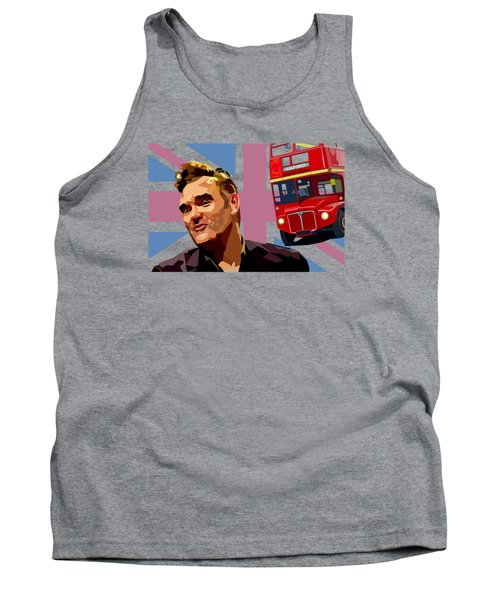 If A Double Decker Bus Tank Top