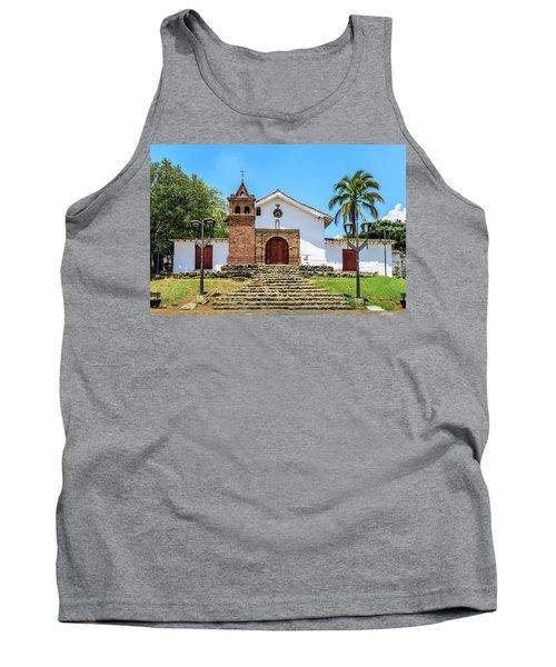 Iglesia De San Antonio Tank Top