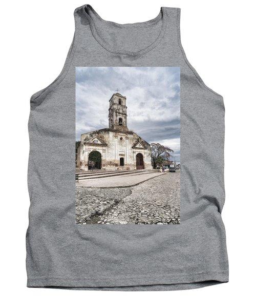 Iglesia De Santa Ana Tank Top