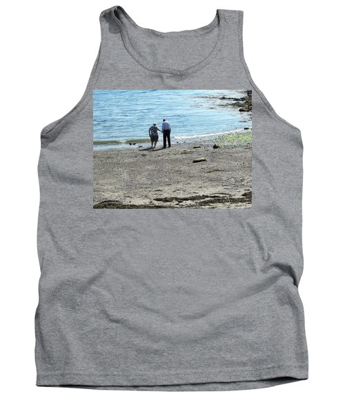 I'll Hold Your Hand  Tank Top