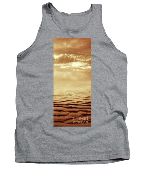 Illusion Never Changed Into Something Real Tank Top