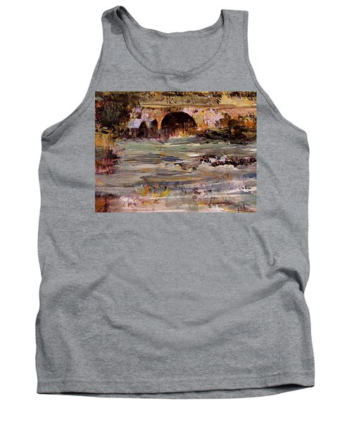 Imaginary Travel Tank Top