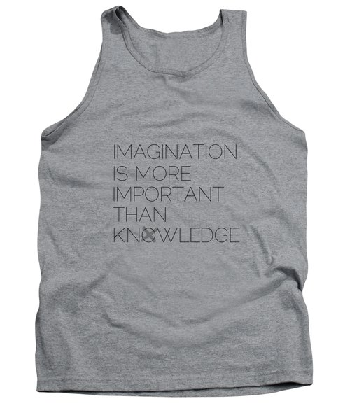 Imagination Tank Top by Melanie Viola