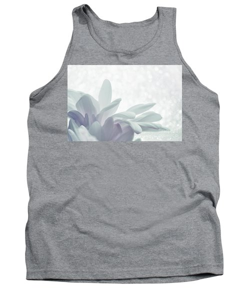 Tank Top featuring the digital art Immobility - W01c2t03 by Variance Collections