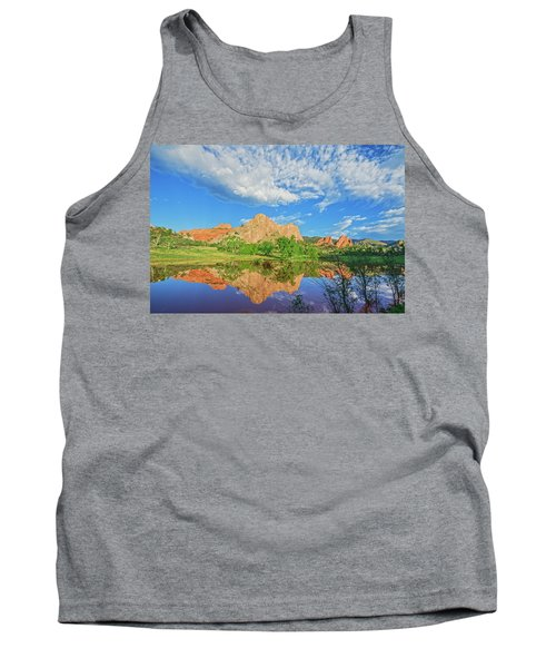 Impossible Not To Fall In Love With Colorado. Here's Why.  Tank Top by Bijan Pirnia