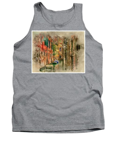 Impressions Of Venice Tank Top