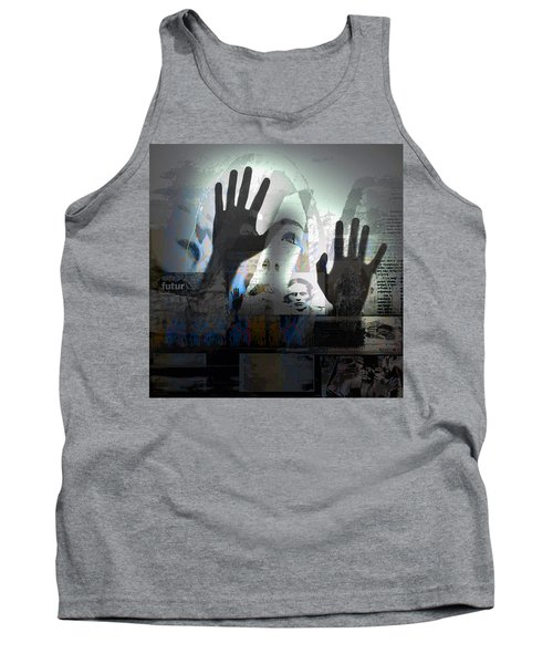 Tank Top featuring the photograph In A Vision, Or In None by Danica Radman