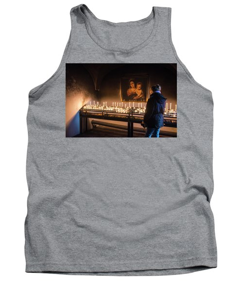 In Deep Thoughts Tank Top