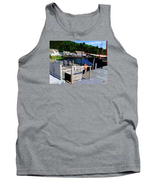 In Discovery Harbor Tank Top