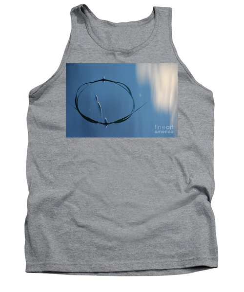 Tank Top featuring the photograph In The Cloud by Brian Boyle