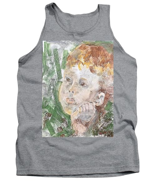 In The Eyes Of A Child Tank Top