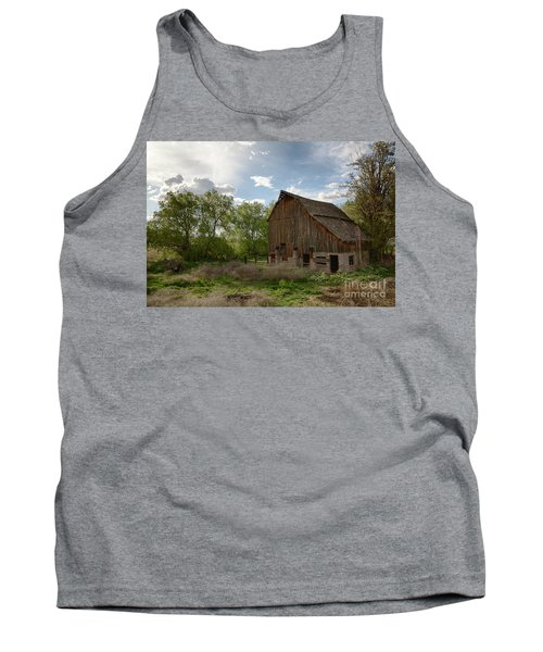 In The Midst Of The City Tank Top
