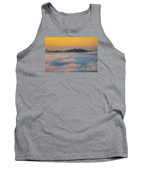 In The Mist 3 Tank Top