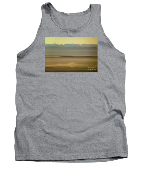 In The Mist 5 Tank Top