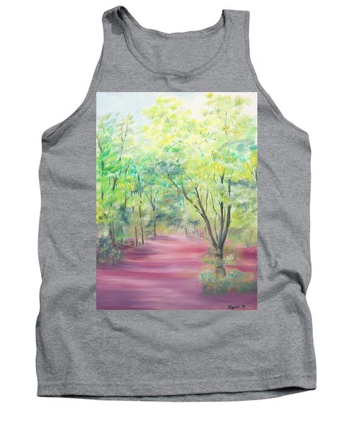 In The Park Tank Top