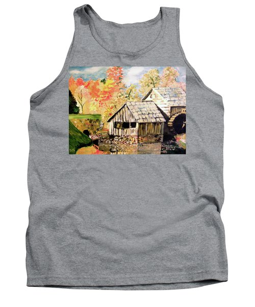 In The Quiet Moments Tank Top