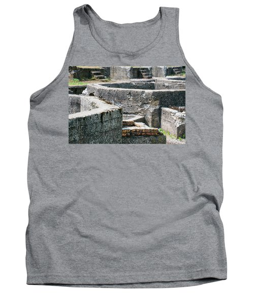 In The Ruins 6 Tank Top