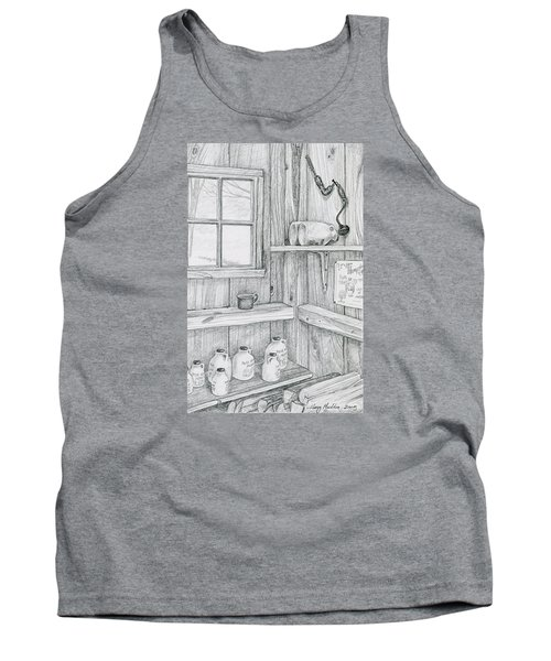 In The Sugar House Tank Top