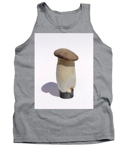 Incandescent Mushroom Tank Top