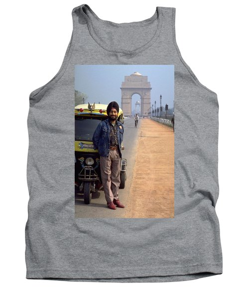 India Gate Tank Top