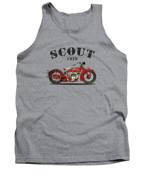 101 Scout 1929 Tank Top