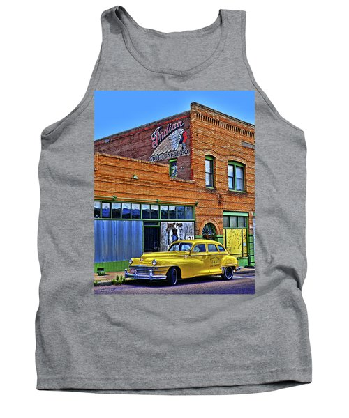 Indian Motocycle Co. Tank Top
