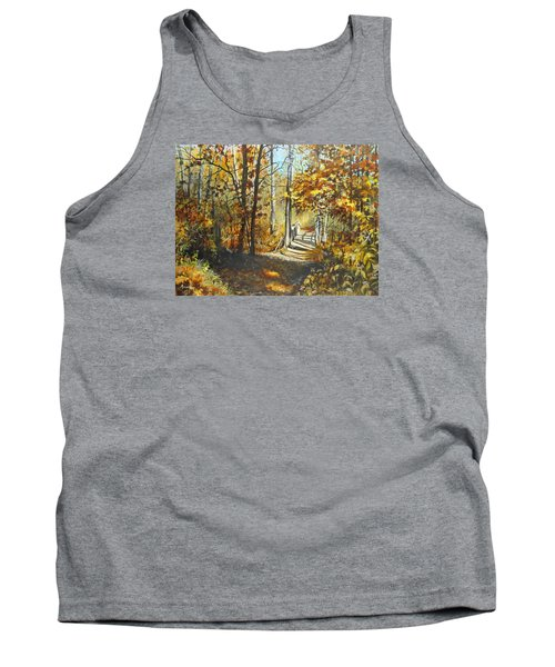 Indian Summer Trail Tank Top