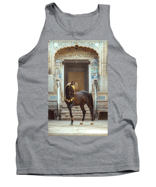 Indian Treasure Tank Top