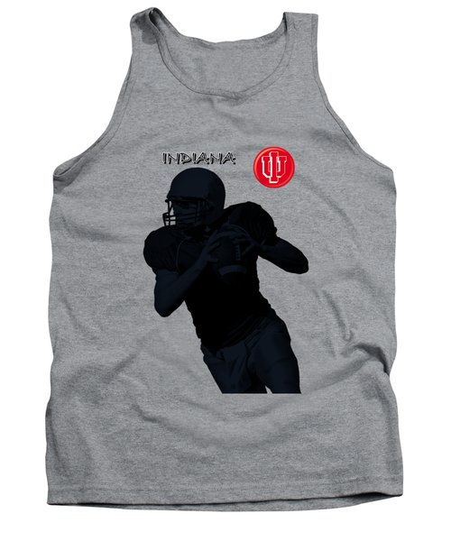 Indiana Football Tank Top