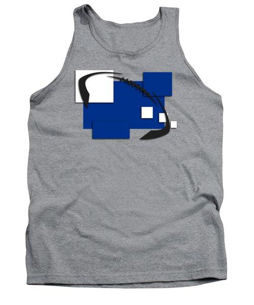 Indianapolis Colts Abstract Shirt Tank Top