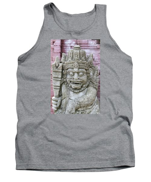 Indonesian Statue #2 Tank Top