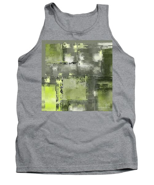 Industrial Abstract - 11t Tank Top