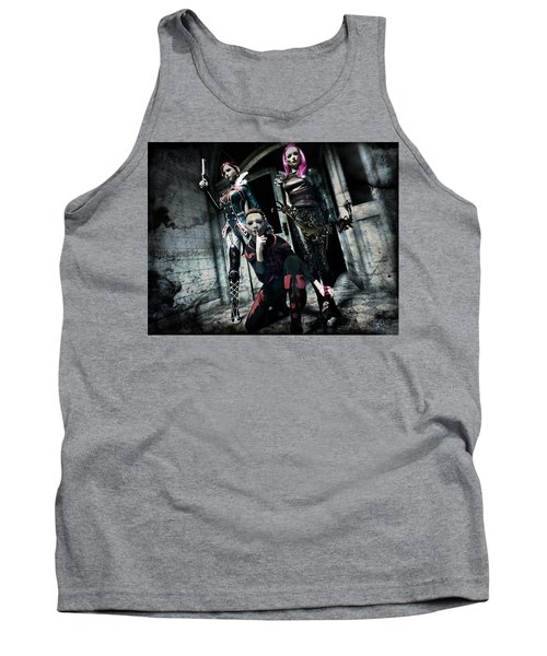 Infiltration Tank Top
