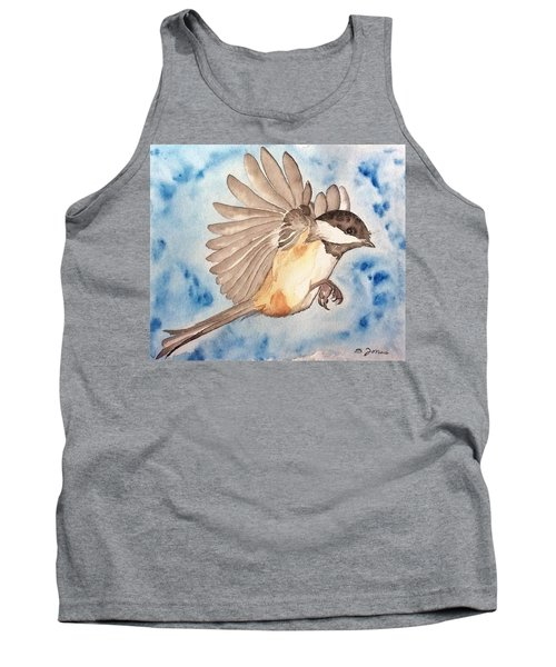 Inflight - Cropped Tank Top