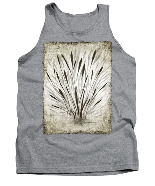 Ink Grass Tank Top