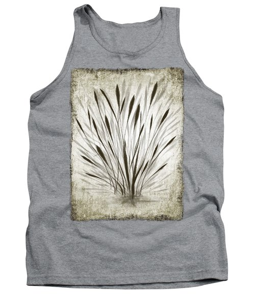 Ink Grass Tank Top